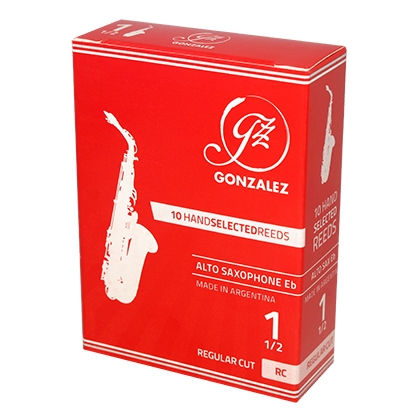 Gonzalez RC for Altsaxofon