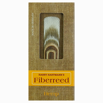Harry Hartmann's Fiberreed Hemp for Sopransaxofon