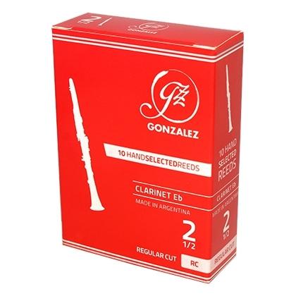 Gonzalez RC for Eb-klarinett